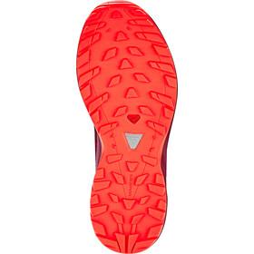 Salomon XA Elevate Shoes Damen cerise./beet red/fiery coral